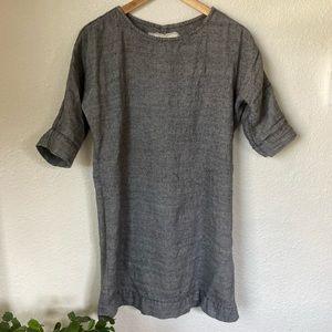 NPL Wool & Linen Dress XS